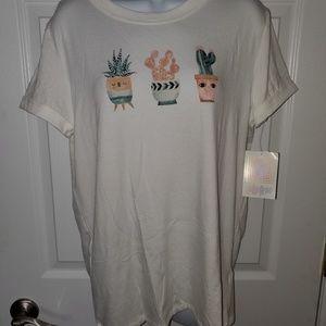 Lularoe Cactus Liv Sz  M NWT